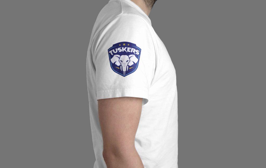 tuskers logo design